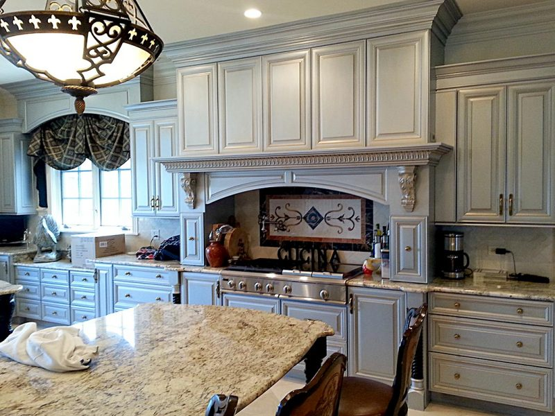 Kitchens and Cabinets